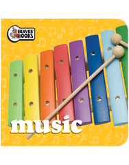 Chunky Board Books: Music