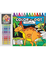Color by Dot Floor Pad: Fun Pack