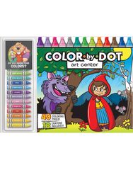 Color by Dot Floor Pad: Art Center