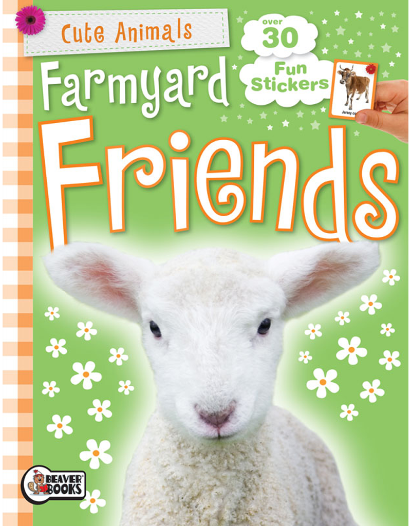 Cute Animals: Farmyard Friends