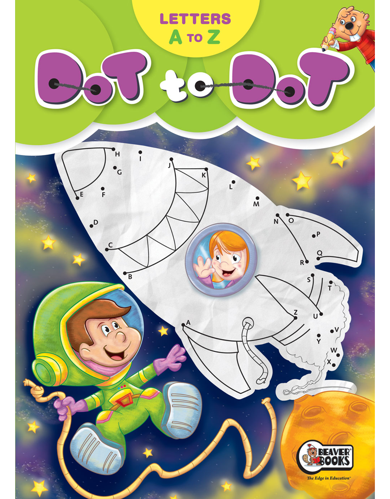 dot to dot letters a to z beaver books publishing