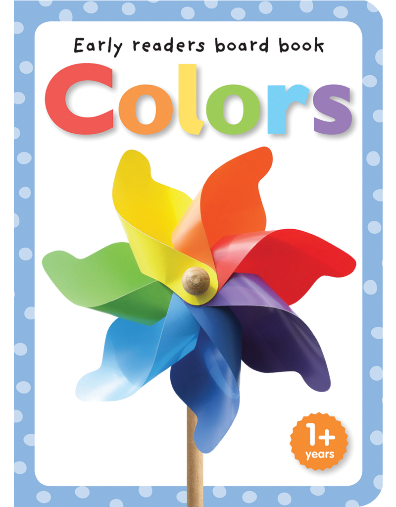 Early Readers Board Books: Colors | Beaver Books Publishing