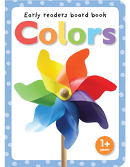 Early Readers Board Books: Colors