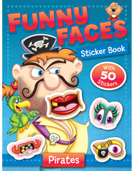 Funny Faces: Pirates