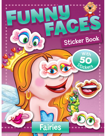 Funny Faces: Fairies