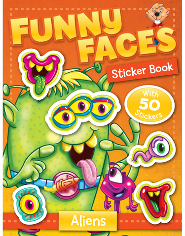 Funny Faces: Aliens