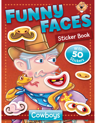 Funny Faces: Cowboys