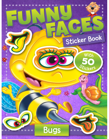 Funny Faces: Bugs