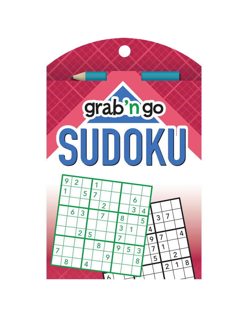 Grab 'n Go Sudoku #21: Cool-Brick