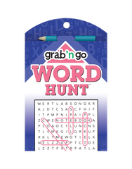 Grab 'n Go Word Hunt™ #20: Sunrise-Twillight