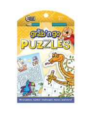 Jr. Grab 'n Go Puzzles: Yellow Snake