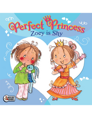 Perfect Princess: Zoey is Shy