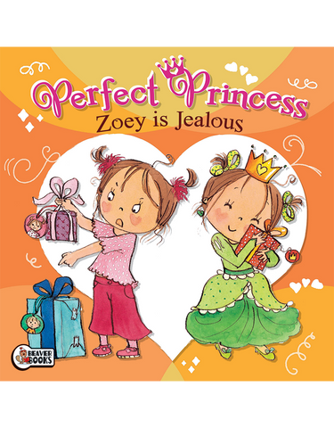 Perfect Princess: Zoey is Jealous