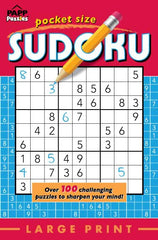 Pocket Size Sudoku #3: Apple-Berry