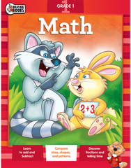 Early Learning Workbook: Grade 1 Math