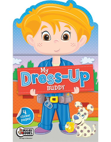 My Dress-Up: Buddy