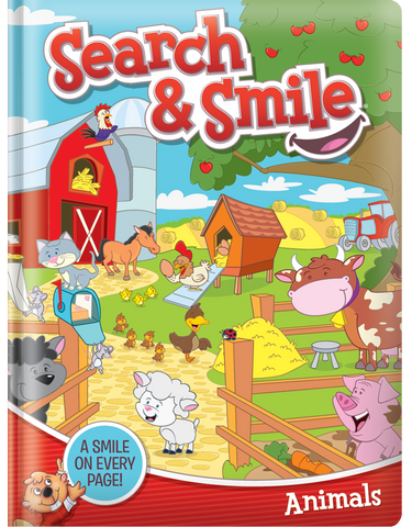 Search & Smile ®: Animals