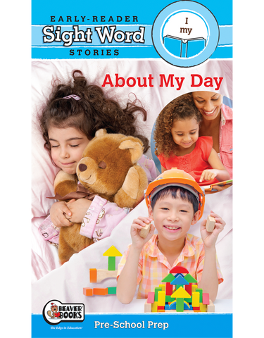 Sight Word Stories: About My Day eBook