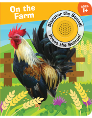 Discover the Sound Board Books: On the Farm