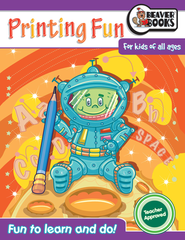 Original Workbooks: Printing Fun
