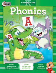 Early Learning Workbook: Kindergarten Phonics