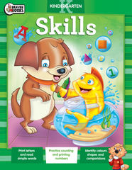 Early Learning Workbook: Kindergarten Skills