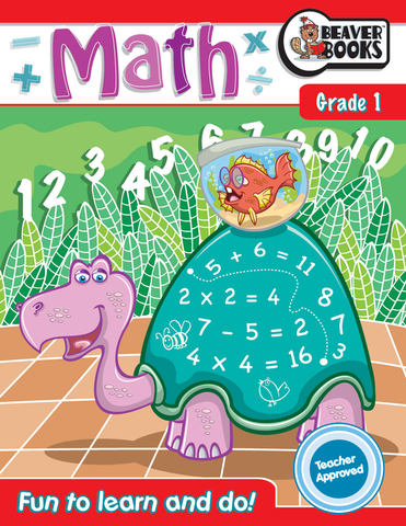 Original Workbooks: Math Grade 1
