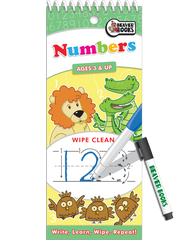 Wipe-Clean: Numbers