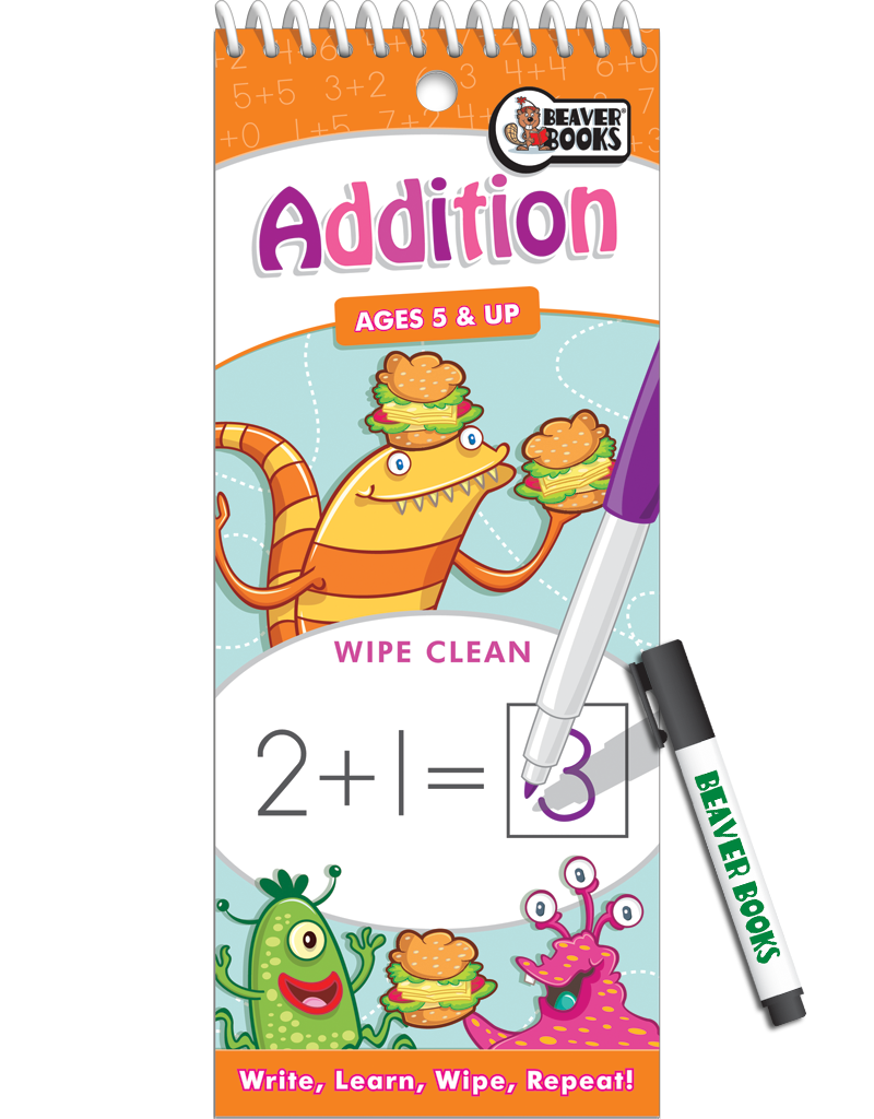Wipe-Clean: Addition