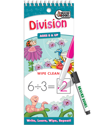 Wipe-Clean: Division