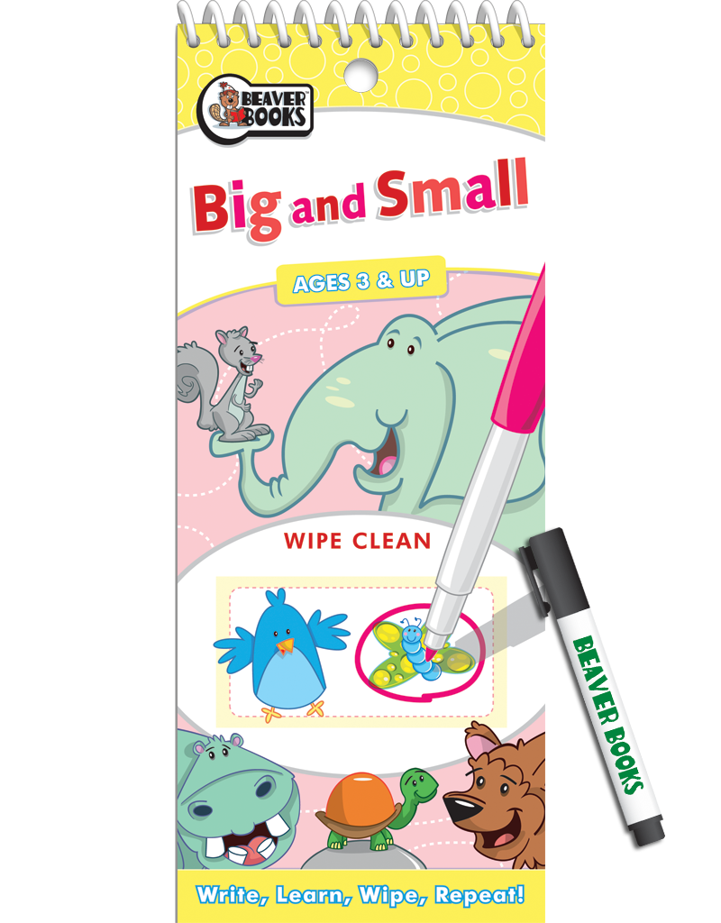 Wipe-Clean: Big and Small