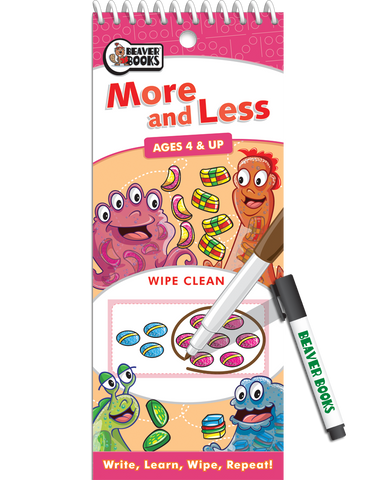 Wipe-Clean: More and Less