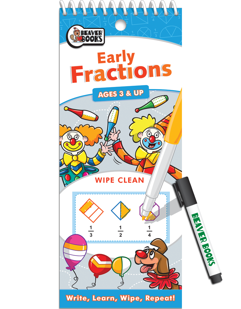 Wipe-Clean: Early Fractions