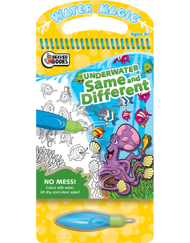 Water Magic® Discovery: Underwater Same and Different