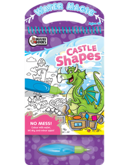 Water Magic® Discovery: Castle Shapes