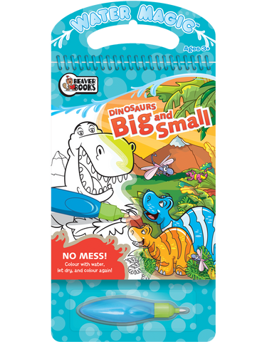 Water Magic® Discovery: Dinosaurs Big and Small
