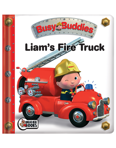 Busy Buddies: Liam's Fire Truck