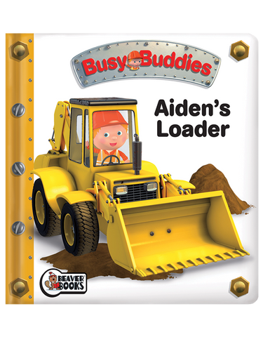 Busy Buddies: Aiden's Loader
