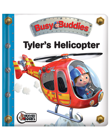 Busy Buddies: Tyler's Helicopter