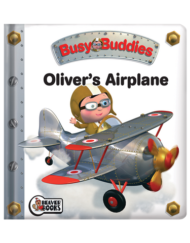 Busy Buddies: Oliver's Airplane