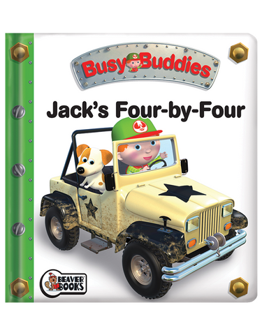 Busy Buddies: Jack's Four-by-Four