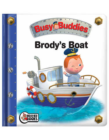 Busy Buddies: Brody's Boat