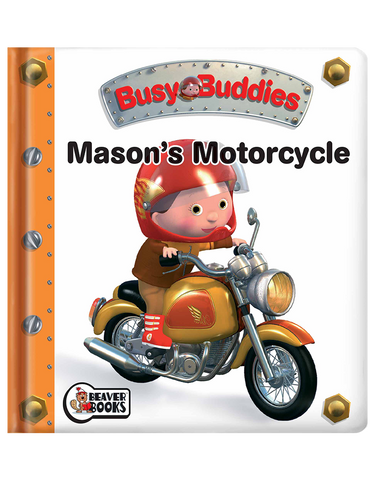 Busy Buddies: Mason's Motorcycle
