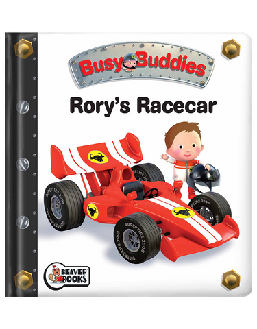 Busy Buddies: Rory's Racecar