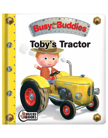 Busy Buddies: Toby's Tractor