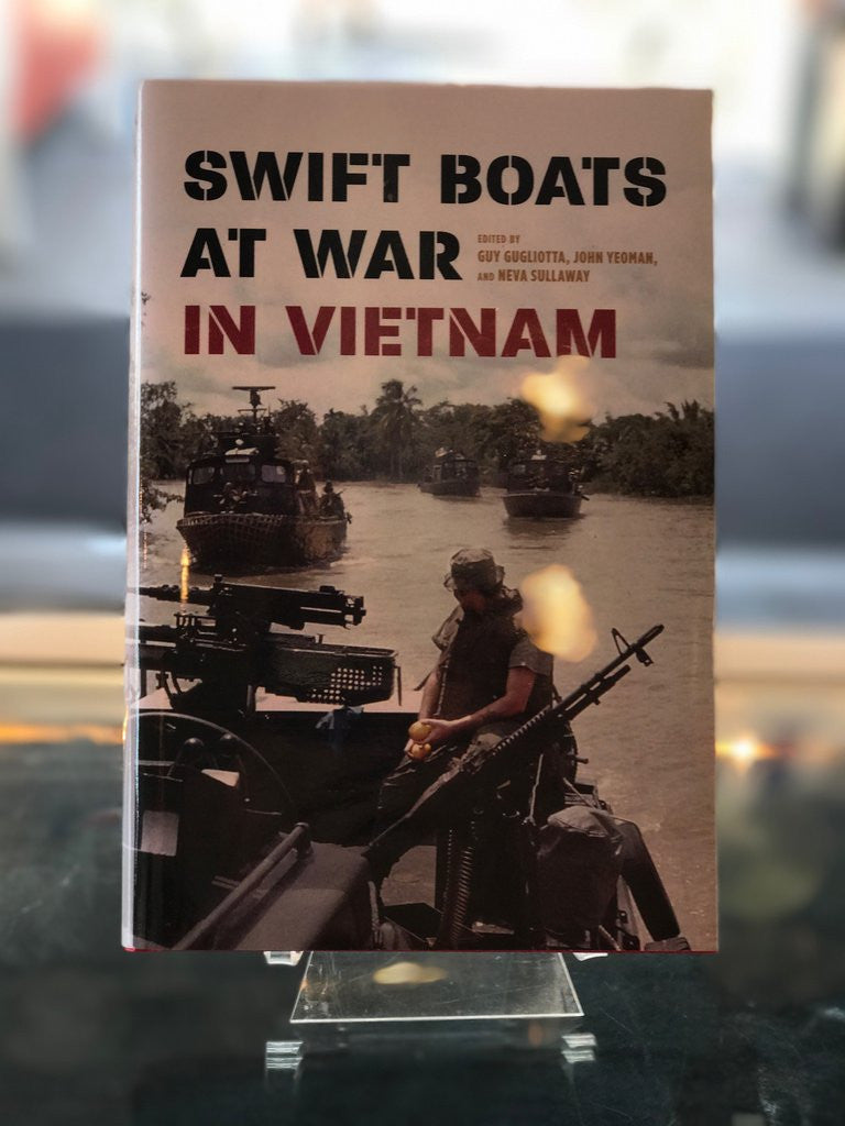 New Swift Boat Book, New Website Launch