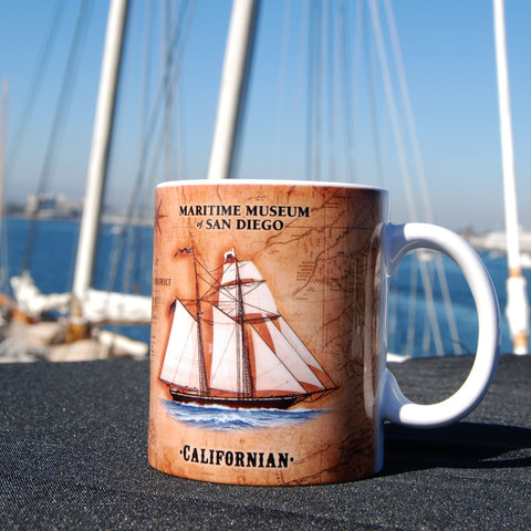 Californian antique style Coffee Mug