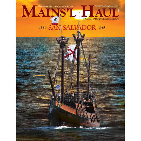Mains'l Haul - <em>San Salvador</em>