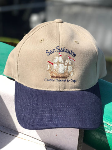 San Salvador Ball Cap