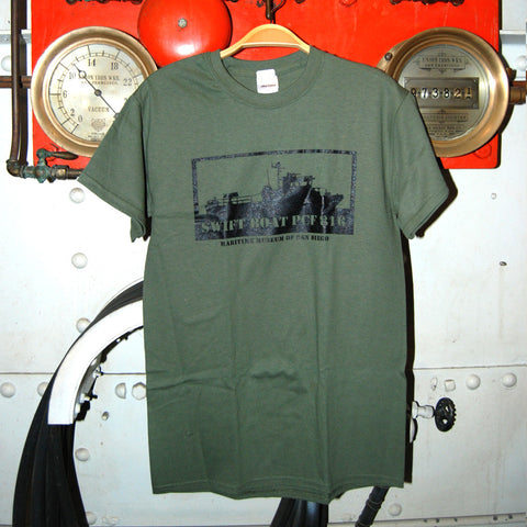 Swift Boat PCF 816 T-Shirt